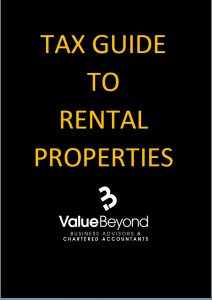 Tax Guide To Rental Properties