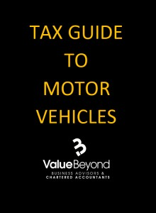 Tax Guide to Motor Vehicles